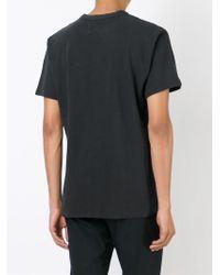 Our Legacy - Blue Pique T-Shirt for Men - Lyst
