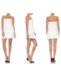 Joe's Jeans - White Ibiza Dress - Lyst
