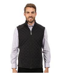 Perry Ellis   Gray Slim Fit Heather Texture Suit Vest for Men   Lyst