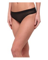 Wolford | Black Louie String Panty | Lyst