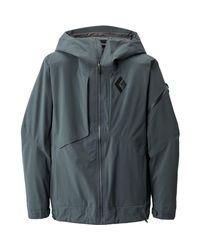 Black Diamond - Multicolor Mission Jacket for Men - Lyst