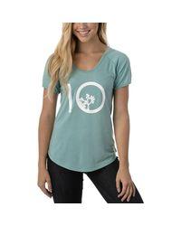 Tentree - Multicolor Leaf Ten T-shirt - Lyst