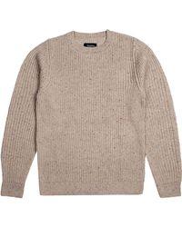 Brixton Multicolor Paddington Sweater for men