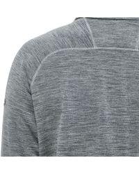 Icebreaker - Gray Mt Elliot Fleece Jacket for Men - Lyst
