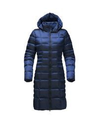 The North Face - Blue Metropolis Ii Parka - Lyst