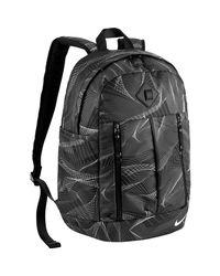 Nike - Black Auralux Backpack - Lyst