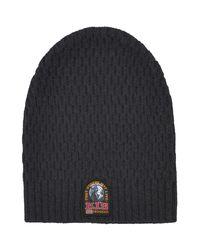 Parajumpers - Black Long Hat for Men - Lyst