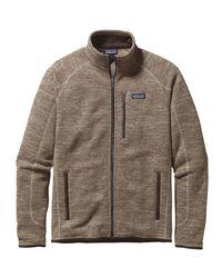 Patagonia - Multicolor Better Sweater Fleece Jacket for Men - Lyst