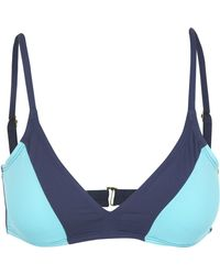 Carve Designs - Blue Cascade Bikini Top - Lyst