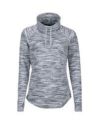 Marmot - White Annie Pullover Sweatshirt - Lyst