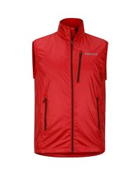 Marmot - Red Ether Driclime Vest for Men - Lyst