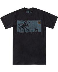 Hippy Tree - Black Desert T-shirt for Men - Lyst