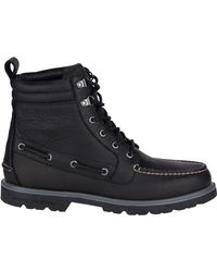 Sperry Top-Sider - Black A/o Lug Waterproof Boot for Men - Lyst