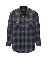 Pendleton - Gray Canyon Shirt for Men - Lyst
