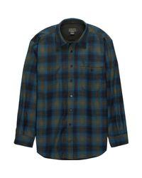 Pendleton - Blue Trail Shirt for Men - Lyst