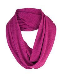 Ibex | Purple Videria Scarf | Lyst