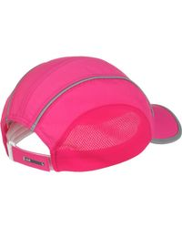 Lolë - Pink Sporty Cap - Lyst