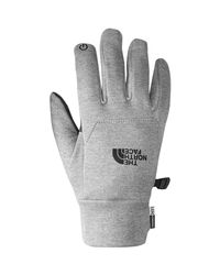 The North Face - Gray Etip Glove - Lyst