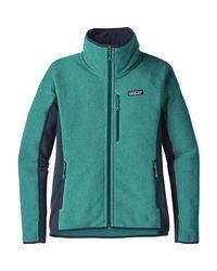 Patagonia - Green Performance Better Sweater Fleece Jacket for Men - Lyst