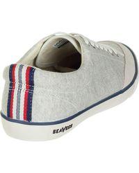Seavees Gray Westwood Varsity Tennis Shoe for men