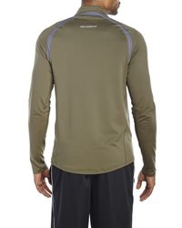 New Balance | Green Impact Half-Zip Running Top for Men | Lyst