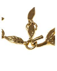 Aurelie Bidermann - Metallic Lunada Bay Necklace - Lyst