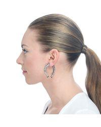 Lulu Frost | Metallic Neo-Equine Earring | Lyst