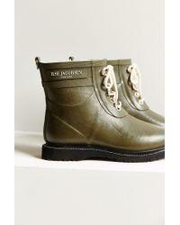 Ilse Jacobsen | Natural Rub 2 Warm Lining Rain Boot | Lyst