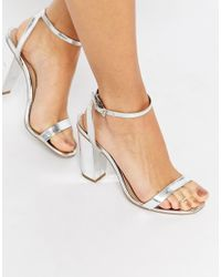 ASOS | Metallic Pack Of 3 Fine Every Occasion Toe Rings | Lyst