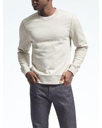 Banana Republic | Multicolor French Terry Sweatshirt for Men | Lyst