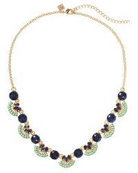 Banana Republic Factory - Metallic Costa Statement Necklace - Lyst