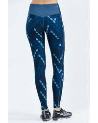 Nike | Blue Power Legend Tight | Lyst