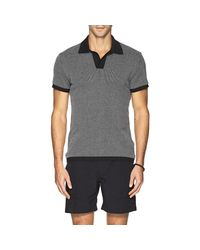 Orlebar Brown - Black felix Vintage Cotton Polo Shirt for Men - Lyst