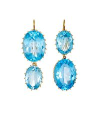 Renee Lewis | Metallic Mismatched Topaz Double | Lyst