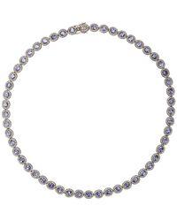 Munnu | Metallic Mixed-gemstone Oval | Lyst