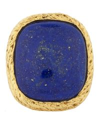Aurelie Bidermann | Metallic Miki Ring Size 6 | Lyst