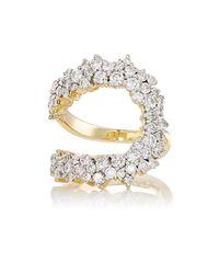 Ana Khouri | White Mirian Ring | Lyst