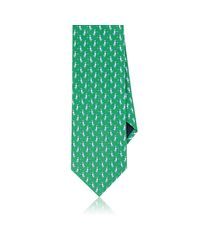 Ferragamo | Green Duck for Men | Lyst
