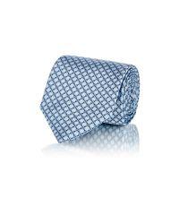 Barneys New York - Blue Interlocking-ring for Men - Lyst