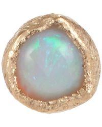 Julie Wolfe | Multicolor Gemstone Stud | Lyst