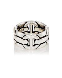 Hoorsenbuhs - Metallic Quad Wall Ring - Lyst