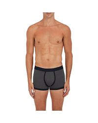 Zimmerli - Multicolor Linear Compositions Stretch for Men - Lyst