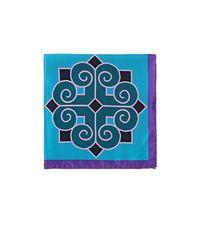Barneys New York - Blue Oversized-medallion - Lyst