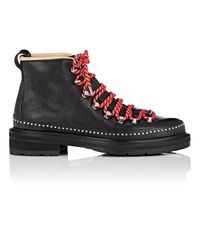 Rag & Bone - Black Compass Leather Ankle Boots - Lyst