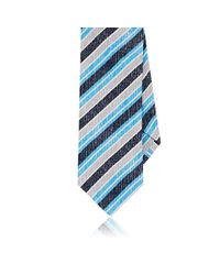 Dolcepunta | Black Men's Striped Satin Necktie for Men | Lyst