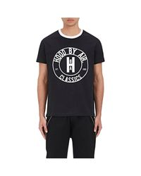 Hood By Air | Black hba Classics Jersey T for Men | Lyst