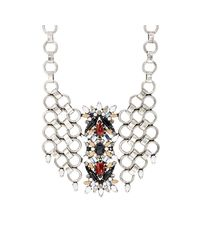 DANNIJO - Multicolor Alessio Collar Necklace - Lyst