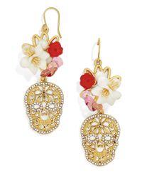 BaubleBar | Multicolor Teresa Drop Earrings | Lyst
