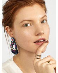 BaubleBar - Multicolor Sophina Drop Earrings - Lyst
