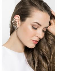 BaubleBar - Multicolor Phoenix Wing Ear Cuffs-gray - Lyst